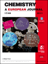 Cover - Chemistry A European Journal